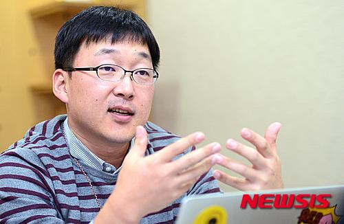 """[MWC2016][인터뷰]정주환 """"카카오택시, 해외서 협력 제안 쇄도"""""""