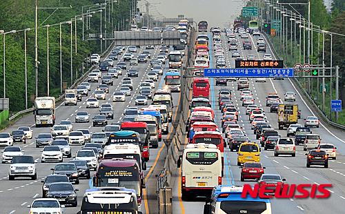 6월1일 차량 전 좌석 안전띠 안 하면 고속도로 진입 금지