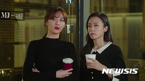 역시 전도연…'굿와이프', 시청률 5% 돌파