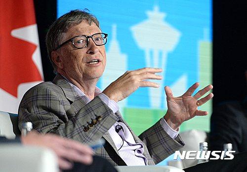 게이츠 등 억만장자들, 10억 달러 규모 '친환경 에너지 펀드' 설립