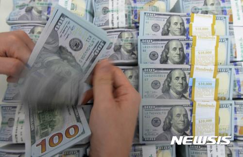 원·달러 환율 20.1원↓…美 FOMC 의사록 공개 영향