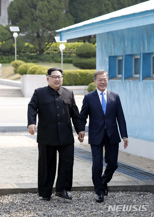 [2018년 증권 10대뉴스]⑥롤러코스터 탄 남북경협주