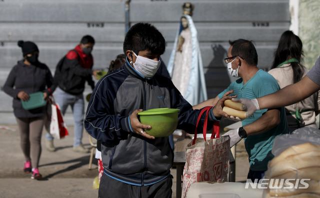 아르헨, 수도 G20회의장에 노숙자 코로나19 격리치료소